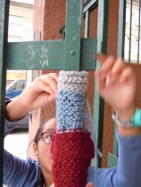 Urban knitting2